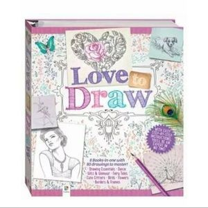 Love to Draw (Binder) Book